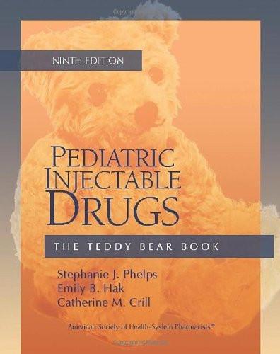 Teddy Bear Book