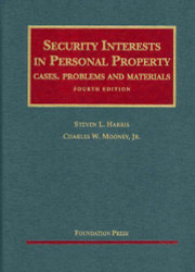 Security Interests In Personal Property