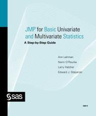 Jmp For Basic Univariate And Multivariate Statistics