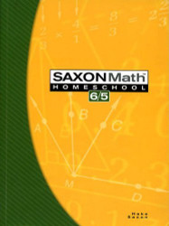 Saxon Math 6/5