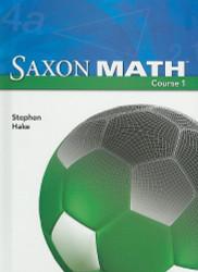 Saxon Math Course 1