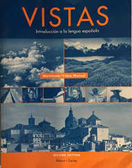 Vistas Workbook