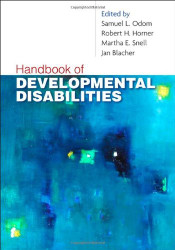 Handbook Of Developmental Disabilities
