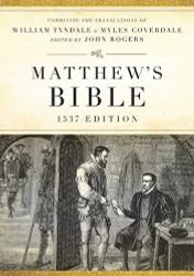 Matthew's Bible
