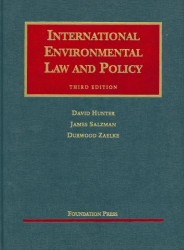 International Environmental Law And Policy
