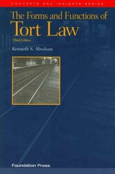 Forms And Functions Of Tort Law