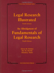 Legal Research Illustrated