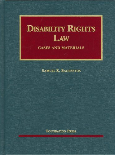 Disability Rights Law