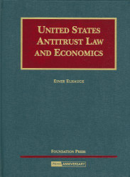 United States Antitrust Law And Economics