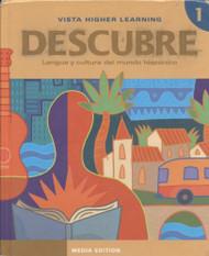 Descubre Nivel 1 Lengua Y Cultura Del Mundo Hisp?íNico