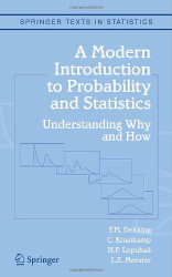 Modern Introduction To Probability And Statistics