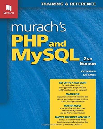Murach's Php And Mysql