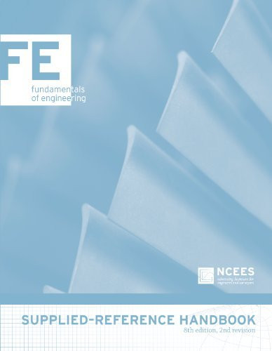 Fe Supplied-Reference Handbook Revision