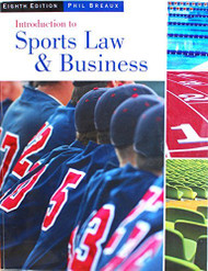 Introduction To Sports Law And Business