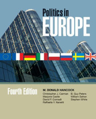 Politics In Europe by Donald Hancock