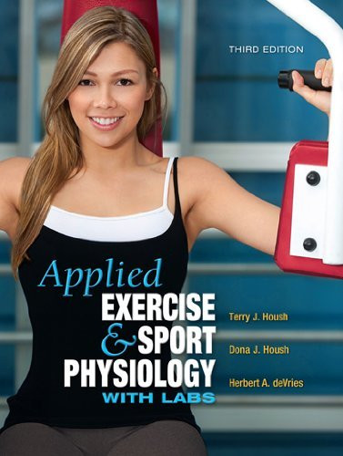 Applied Exercise And Sport Physiology With Labs