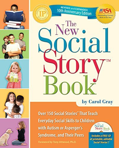 New Social Story Book