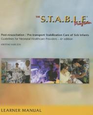 S.T.A.B.L.E Program Learner/ Provider Manual