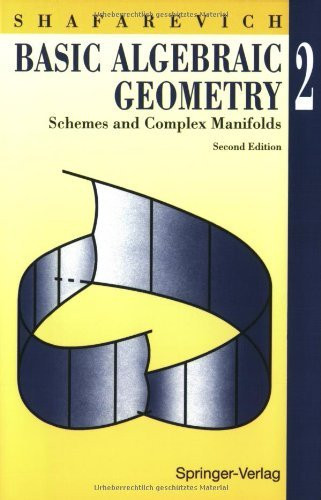 Basic Algebraic Geometry 2