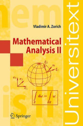 Mathematical Analysis II