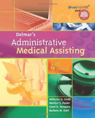 Thomson Delmar Learning's Administrative Medical Assisting Book Only