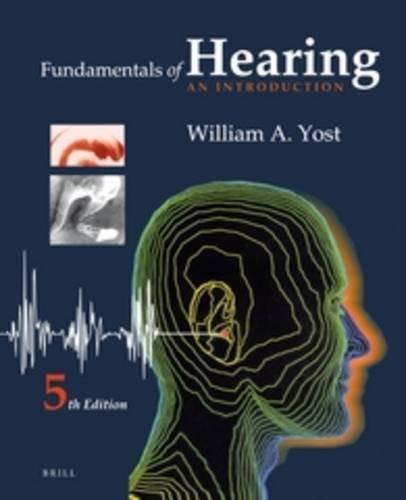 Fundamentals Of Hearing
