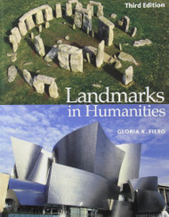 Landmarks In Humanities  by Gloria K. Fiero