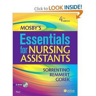 Essentials for Nursing Assistants  by Mosby