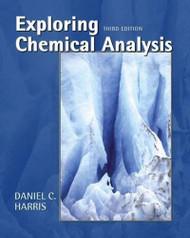 Exploring Chemical Analysis Daniel C Harris
