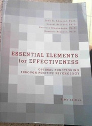 Essential Elements For Effectiveness by Juan Abascal