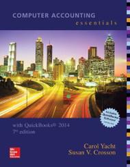 Computer Accounting Essentials Using Quickbooks