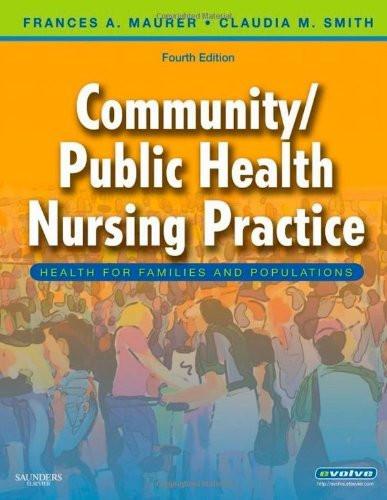 Community / Public Health Nursing Practice