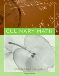 Culinary Math by Linda Blocker