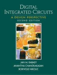 Digital Integrated Circuits A Design Perspective - Jan M Rabaey