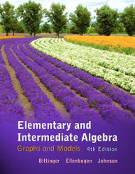 Elementary And Intermediate Algebra Graphs And Models
