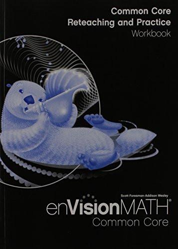 Envision Math Common Core Grade 3