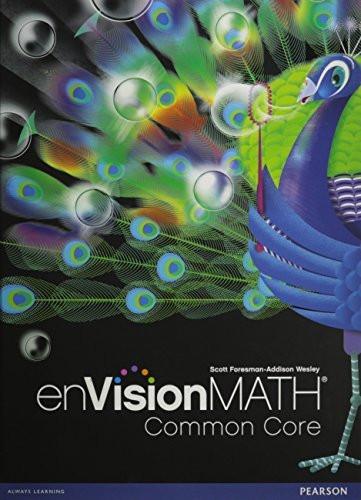 Envision Math Common Core Grade 5