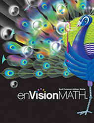 Envision Math Grade 5 by Scott Foresman