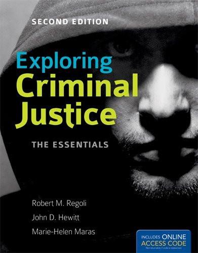 Exploring Criminal Justice