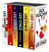 Jack Reacher Boxed Set by Lee Child