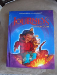 Journeys Volume 1 Grade 3