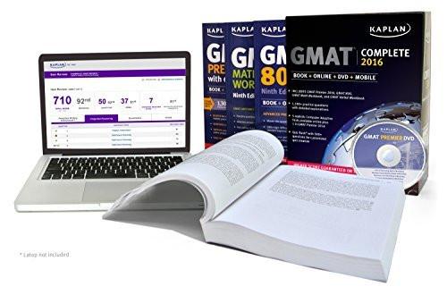 Kaplan Gmat Complete 2016