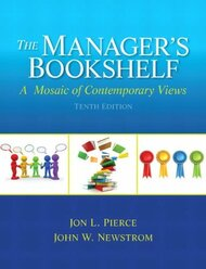 Manager'S Bookshelf - by Pierce
