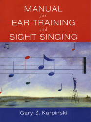 Manual For Ear Training And Sight Singing