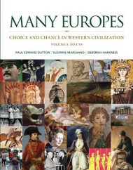 Many Europes Volume 1
