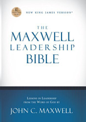 Maxwell Leadership Bible Nkjv