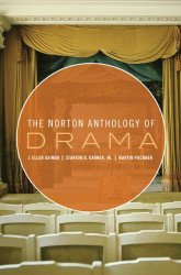 Norton Anthology Of Drama - by Gainor