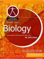 Pearson Baccalaureate Higher Level Biology