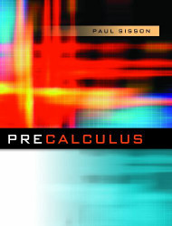 Precalculus -  Paul Sisson