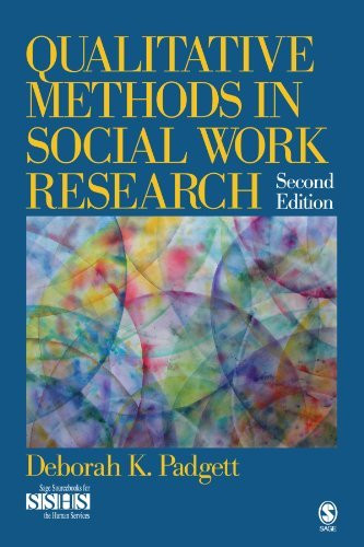 Qualitative Methods In Social Work Research
